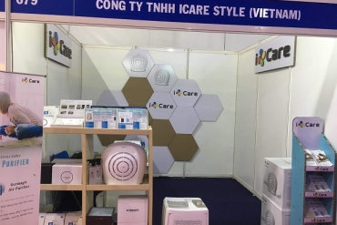 INTERNATIONAL EXHIBITION VIETBUILD 2019 AT PHU THO INDOOR STADIUM