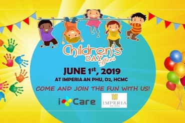 FAMILY FUN TIME AT IMPERIA, DISTRICT 2, HCMC