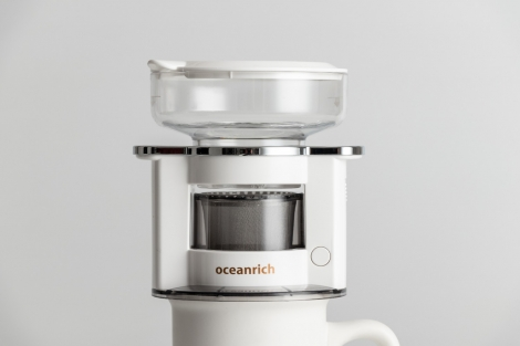 Mini Rotated Pour Over Coffee Maker