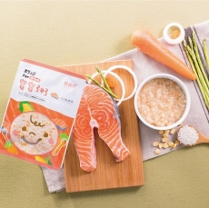BABY PORRIDGE : SALMON FLAVOR (Coming soon)
