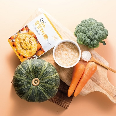 BABY PORRIDGE : PUMPKIN (Coming soon)