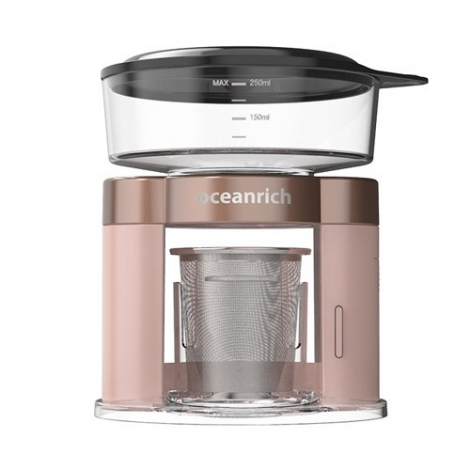 2 in 1 Rotated Coffee Maker